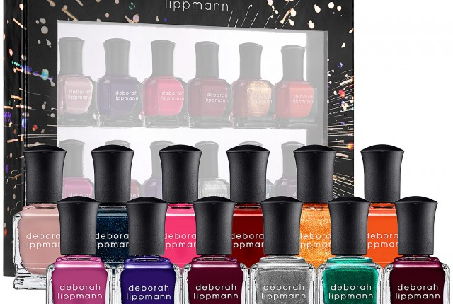 Deborah Lippmann, Big Bang, Holiday 2013 Set