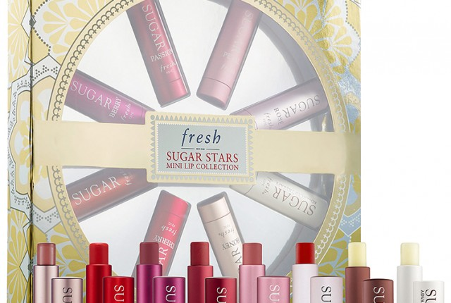 Fresh, Sugar Starts Lip Treatment Set
