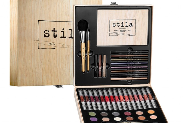 Stila, Artist Signature Set, Holiday 2013