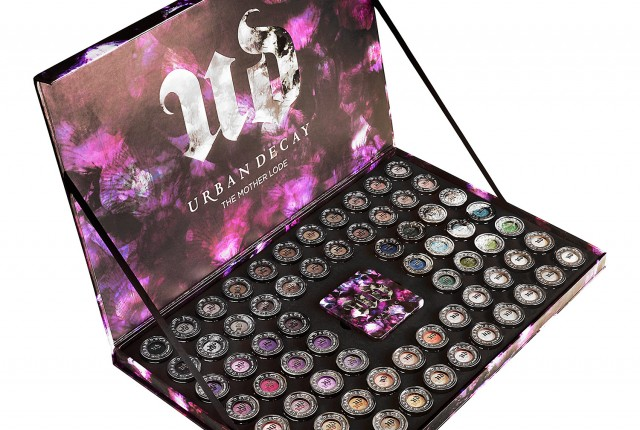 Urban Decay, The Mother Lode Shadow Set, Holiday 2013