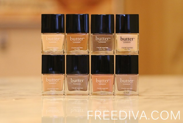 Butter London, High Tea, Nail Set