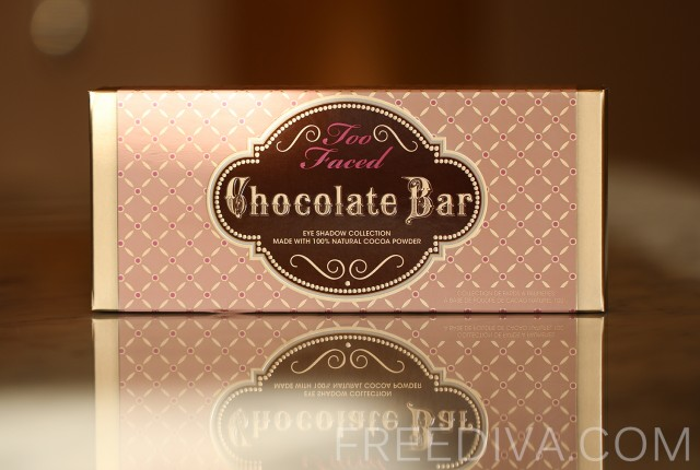 Chocolate Bar Palette, Too Faced