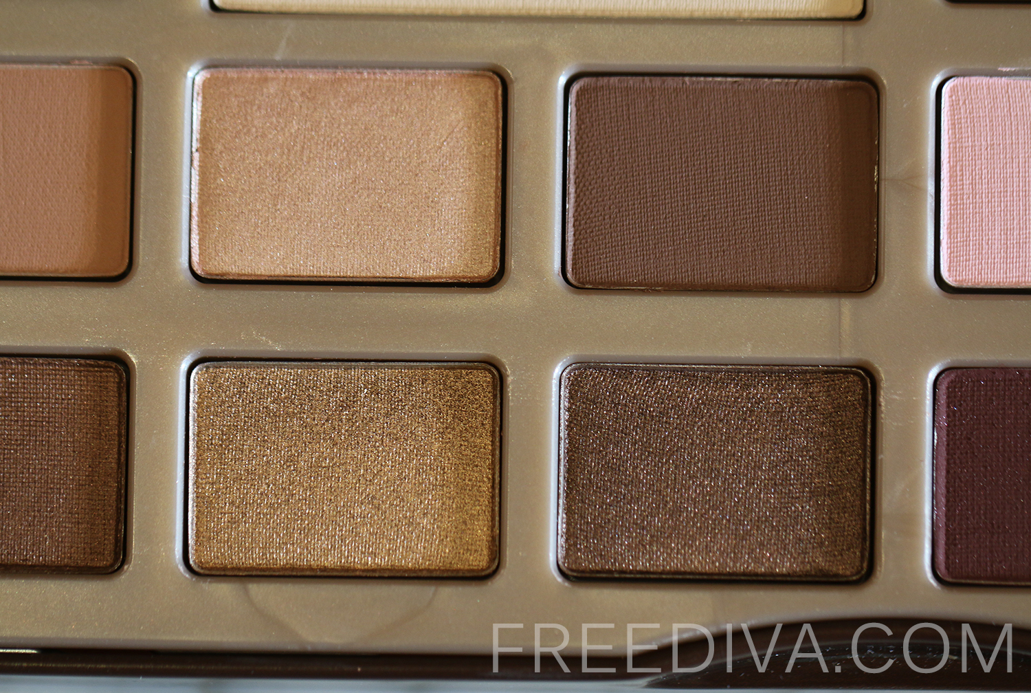 chocolate bar eyeshadow palette too faced free diva. Black Bedroom Furniture Sets. Home Design Ideas