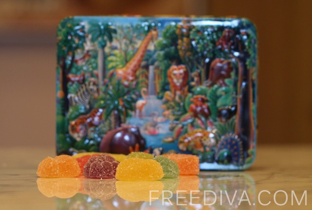 Churchills Fruit Jellies, Natures Friends