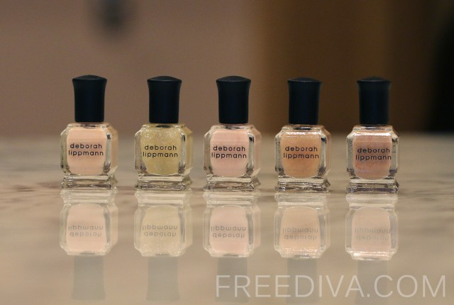 Deborah Lippmann Dancing in the Nude Set