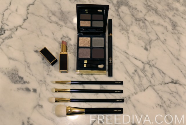 Tom Ford Makeup & Brushes