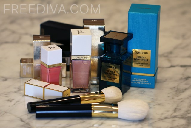 Tom Ford Beauty Haul