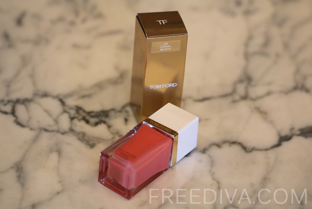 Tom Ford Coral Beach Nail Laquer