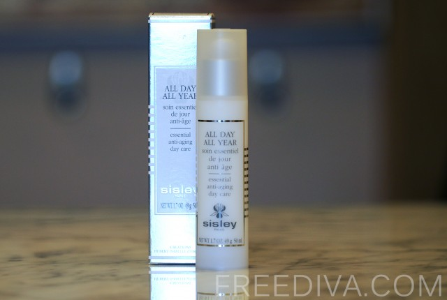 All Day All YearCream, Sisley