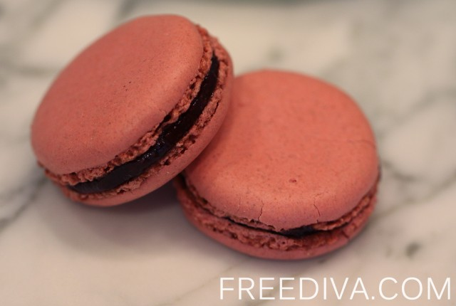 Laduree Framboise (Raspberry) Macarons