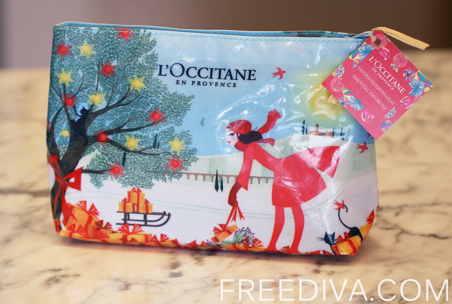 Best of L'Occitane Travel Collection