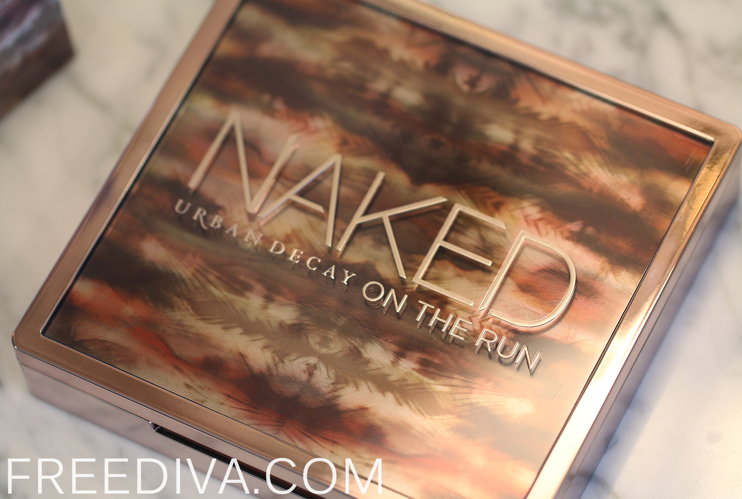 Urban Decay, Naked on the Run Palette