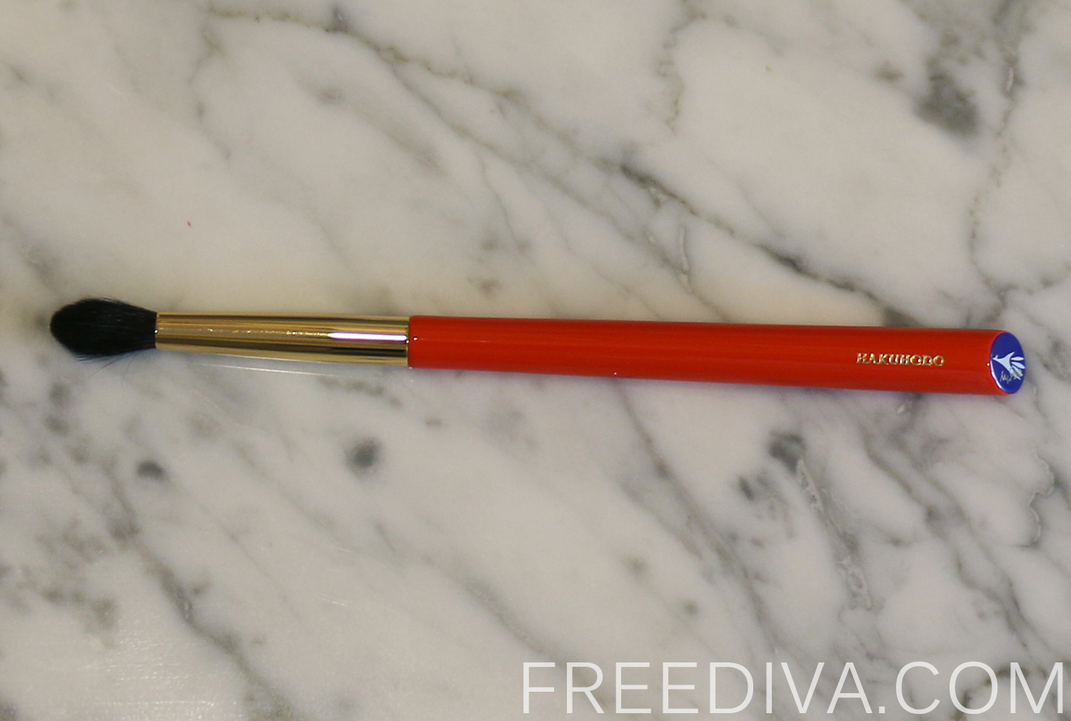 Hakuhodo S142 Eye Shadow Brush Round