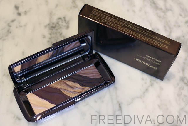 Hourglass Modernist Eyeshadow Palette Exposure