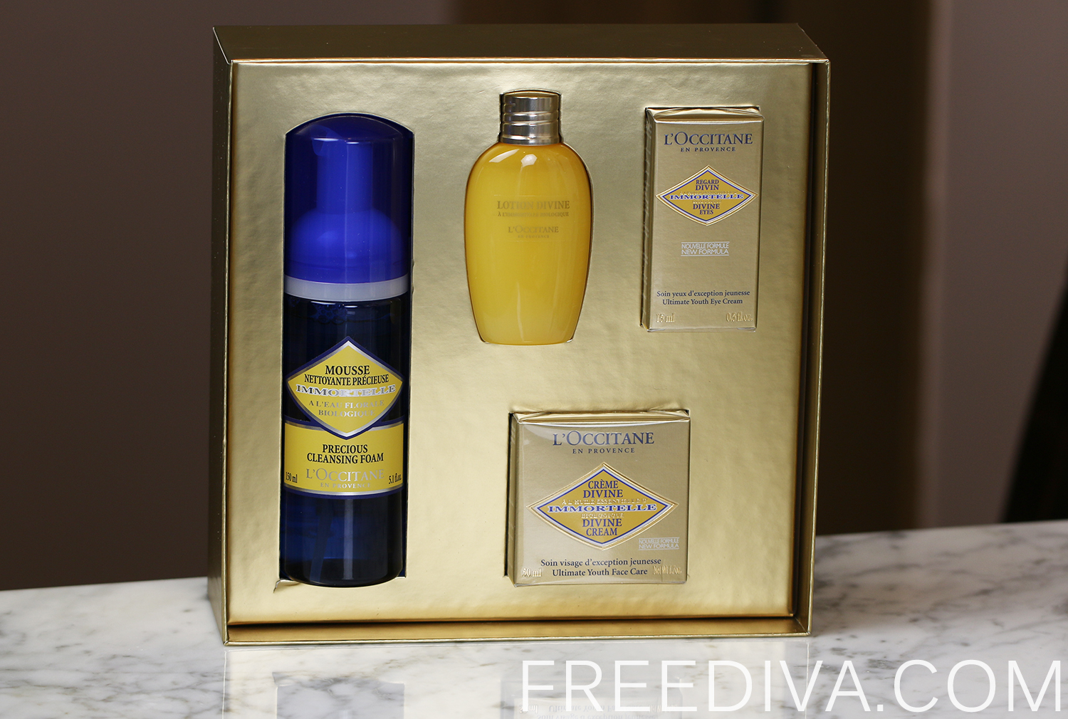 L'Occitane The Ultimate Gift of Youth Set