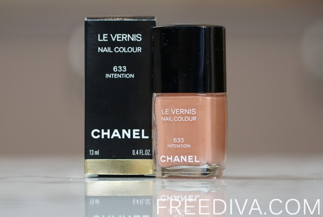 Chanel (633) Intention Le Vernis Nail Color
