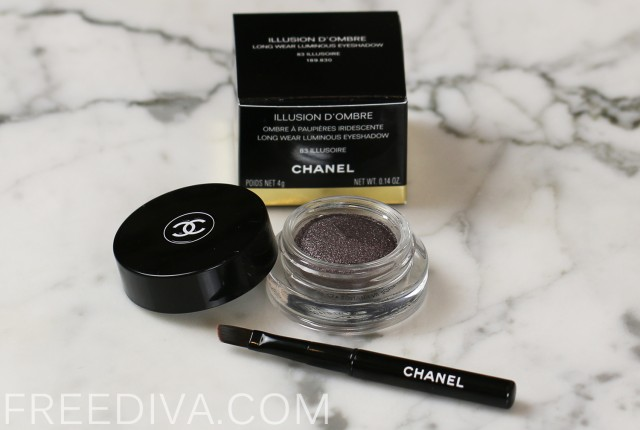 Chanel Illusion d'Ombre 83 Illusoire Long Wear Luminous Eyeshadow