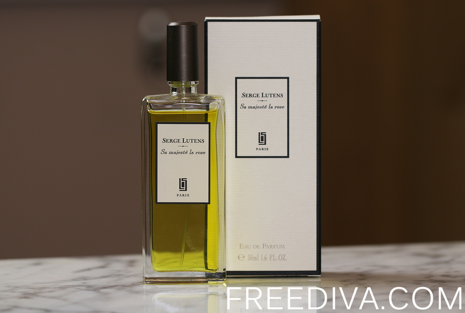 sa majeste la rose eau de parfum serge lutens free diva. Black Bedroom Furniture Sets. Home Design Ideas