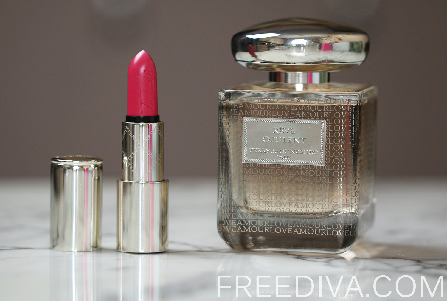 Reve Opulent Love Edition Terry de Gunzburg
