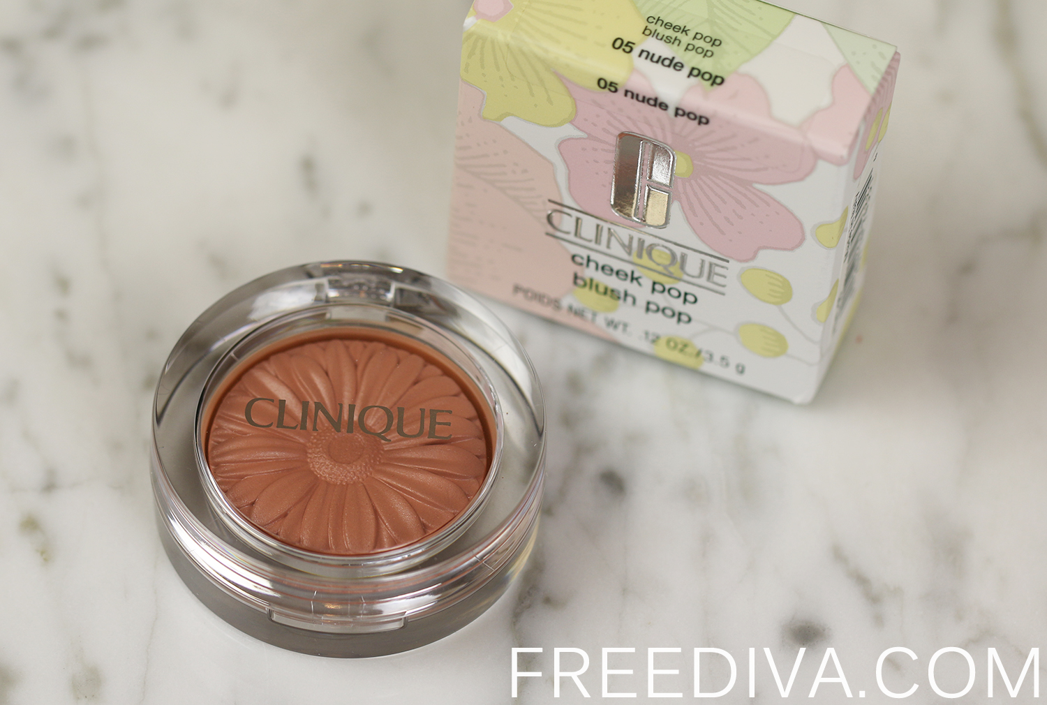 Clinique Cheek Pop Blush in 05 Nude Pop Spring 2015