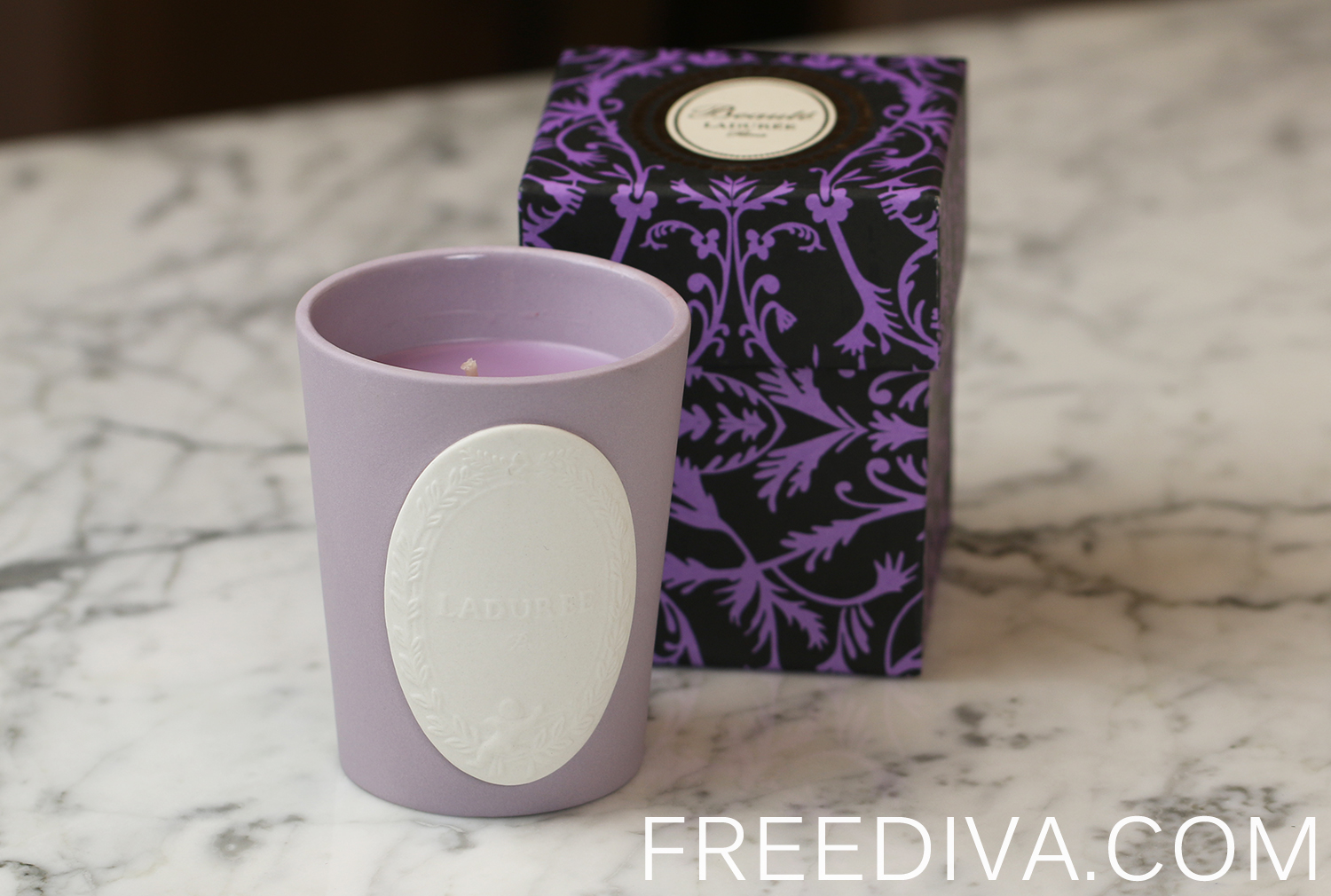 Paeva Candle from Laduree