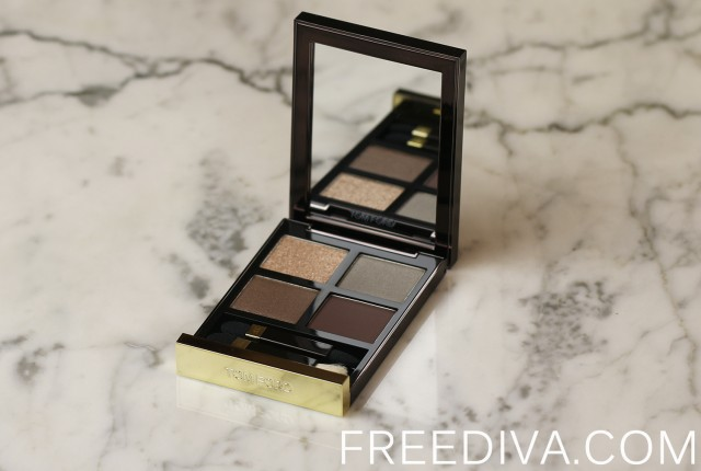 Tom Ford Beauty Eye Color Quad 05 Silvered Topaz