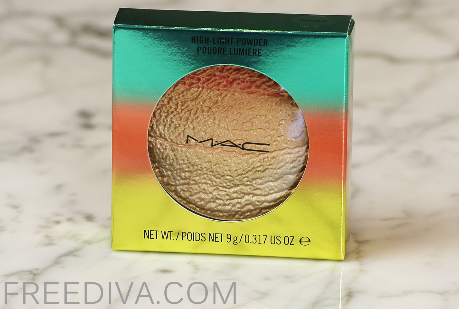 MAC Freshen Up High-Light Powder Wash and Dry Collection