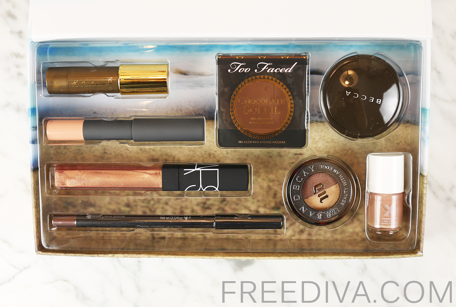 Bronze Bares All Set Sephora Favorites 2015