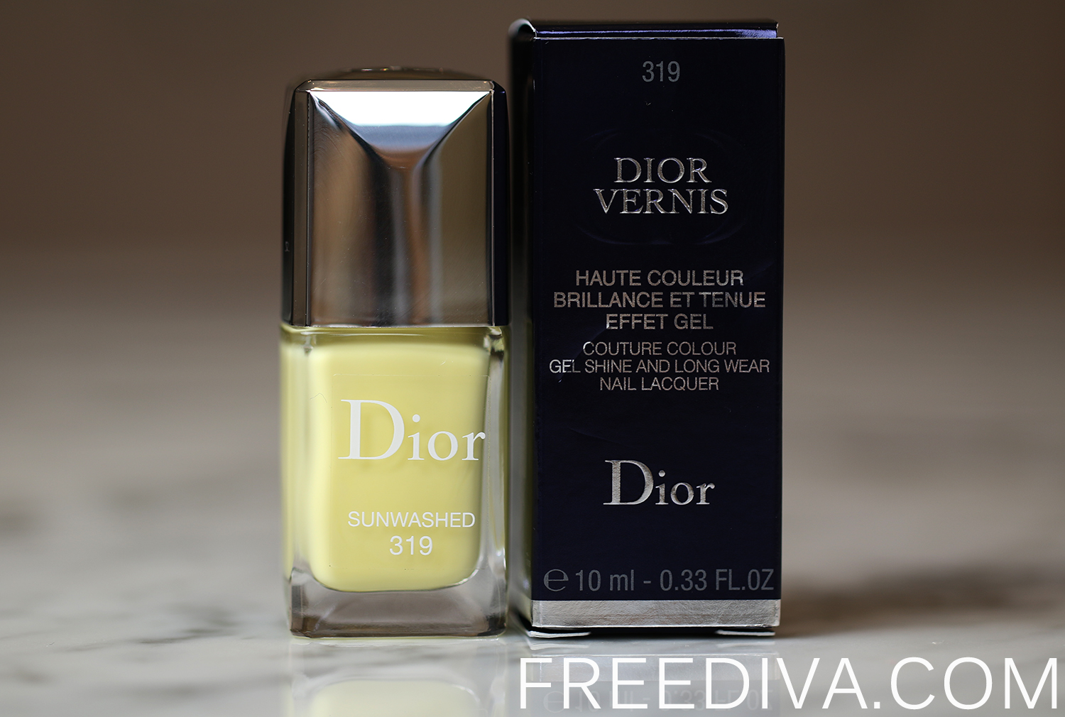 Dior Vernis Nail Lacquer in 319 Sunwashed