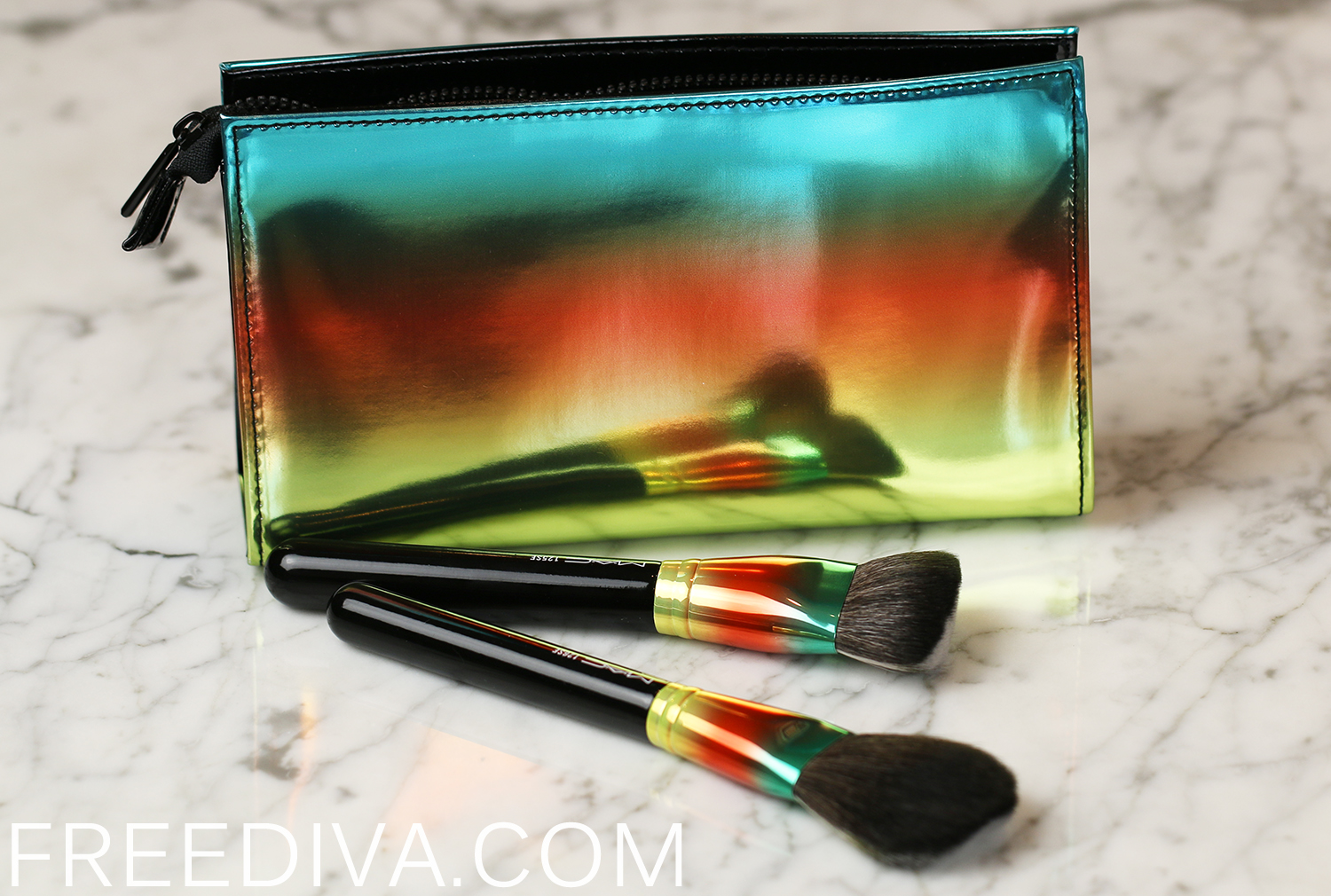 MAC Makeup Bag Wash and Dry Collection