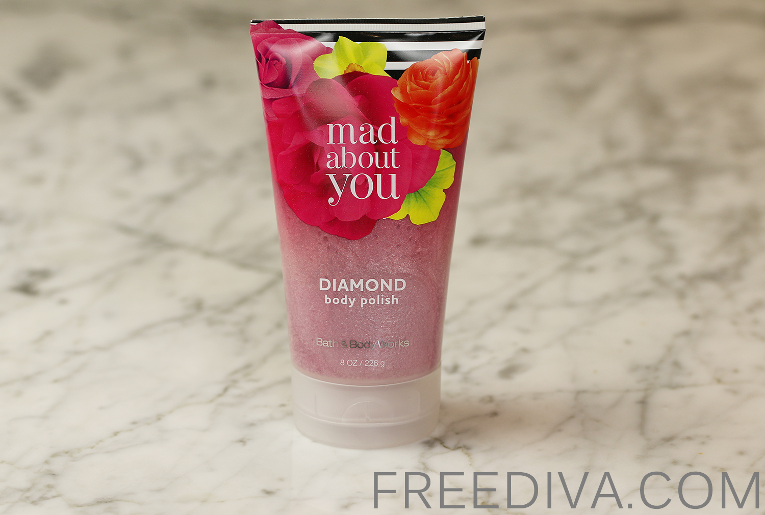 Mad About You Diamond Body Polish Scrub Bath & Body Works