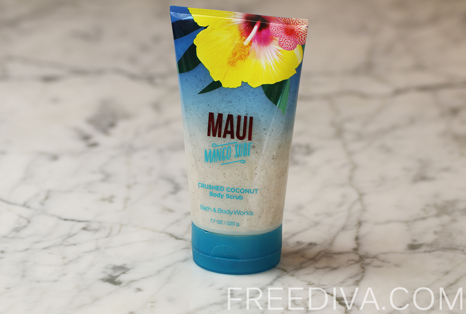 Maui Mango Surf Body Scrub Bath & Body Works