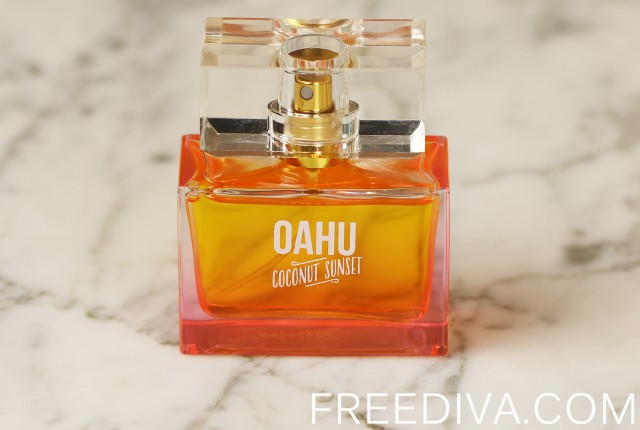 Oahu Coconut Sunset Mini Perfume Bath & Body Works