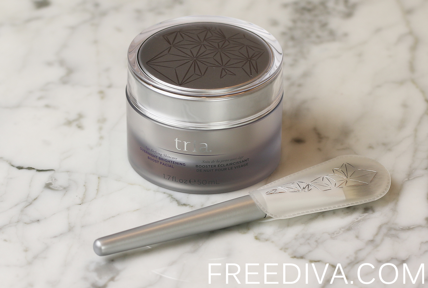 Tria Overnight Brightening Boost Facial Mask