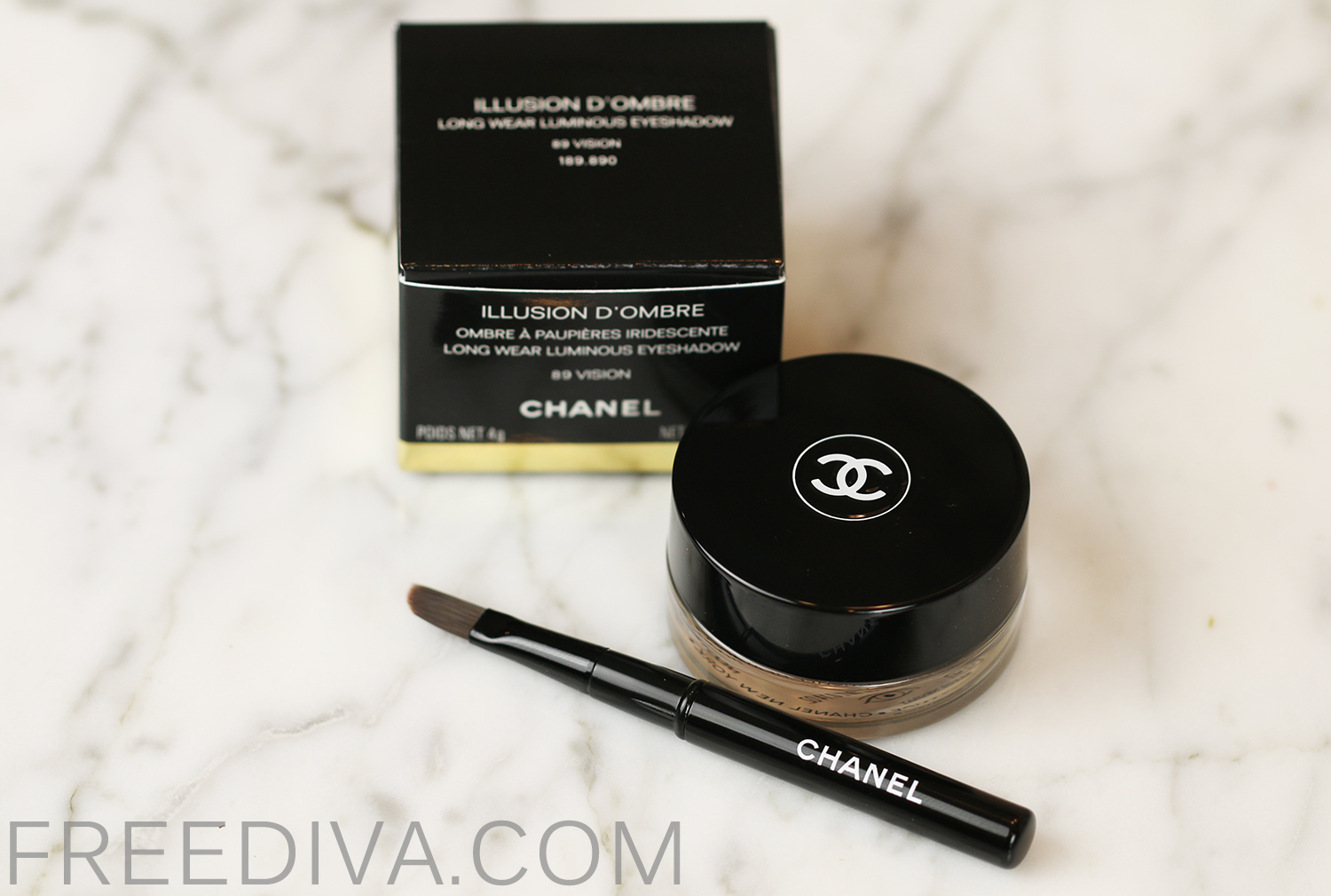 Chanel Illusion d'Ombre 89 Vision Long Wear Luminous Eyeshadow