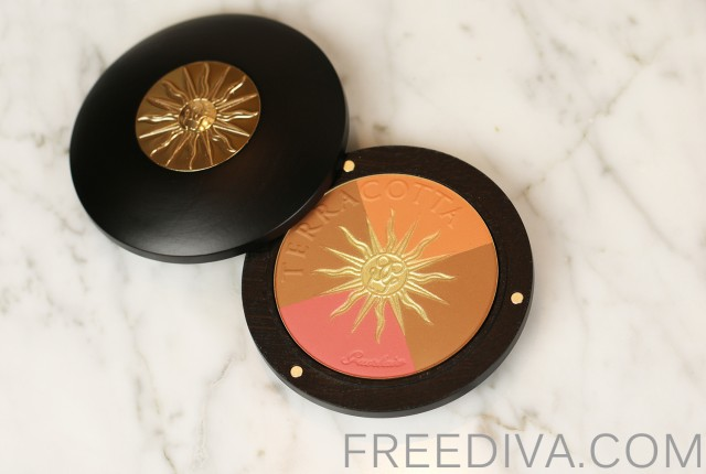Guerlain Terracotta Bronzing Powder & Blush